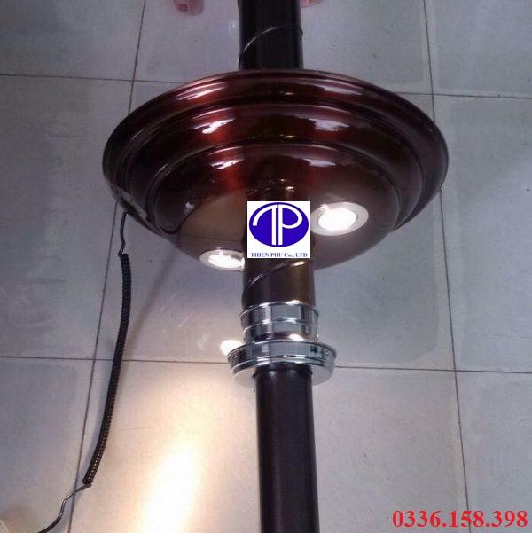 Chao đèn bếp nướng than hoa
