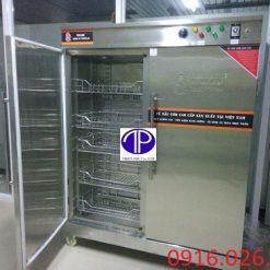 Tủ sấy bát đĩa 2 buồng giá rẻ tại Hà Nội