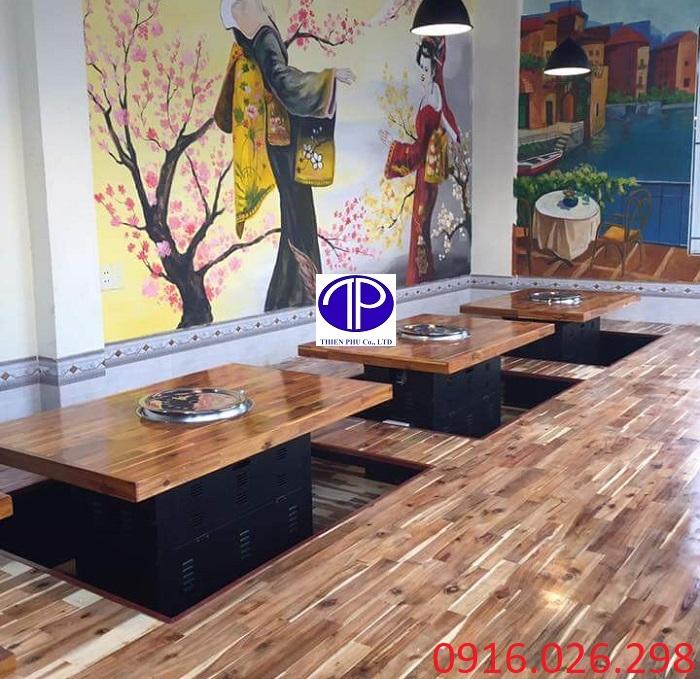 Hộp chân bàn nhà hàng giá tốt tại Hà Nội