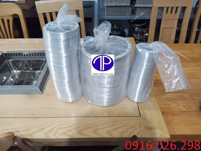 Các loại ống gió bạc mềm