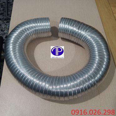 Cung cấp ống nhôm nhún D150