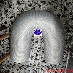 Gía bán ống gió nhôm nhún D300