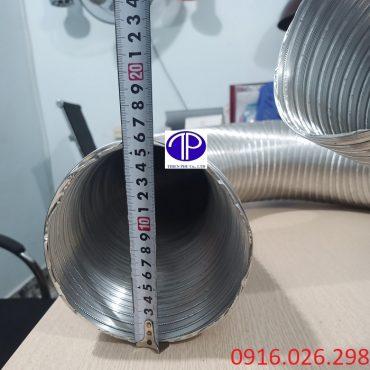 Ống nhôm nhún D150 giá tốt tại Hà Nội