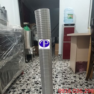 Ống nhôm nhún D150 tại Hà Nội