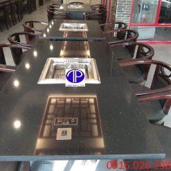 Nhà hàng lẩu thang máy tại Hà Nội