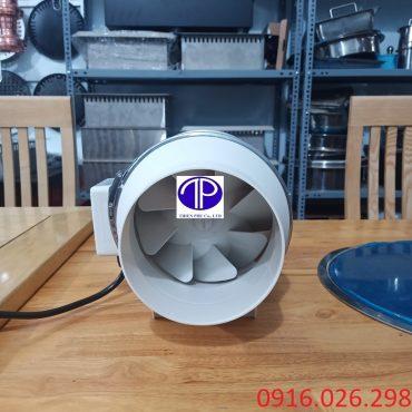 Cung cấp quạt thông gió nối ống